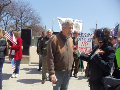 Anti-Amnesty Rally 010